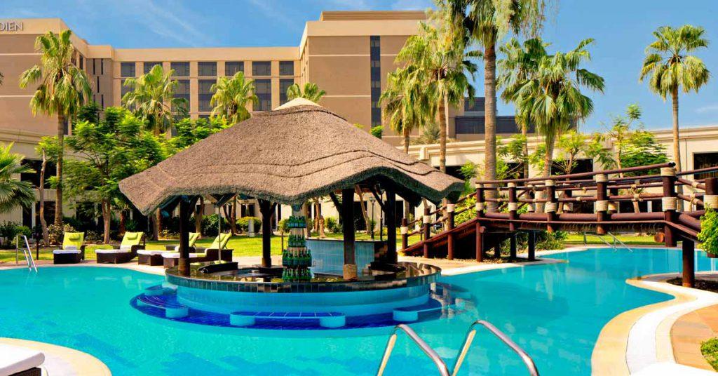 Le Meridien Airport Hotel