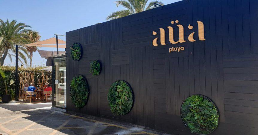 Aua Playa Marbella Costa Del Sol Restaurant