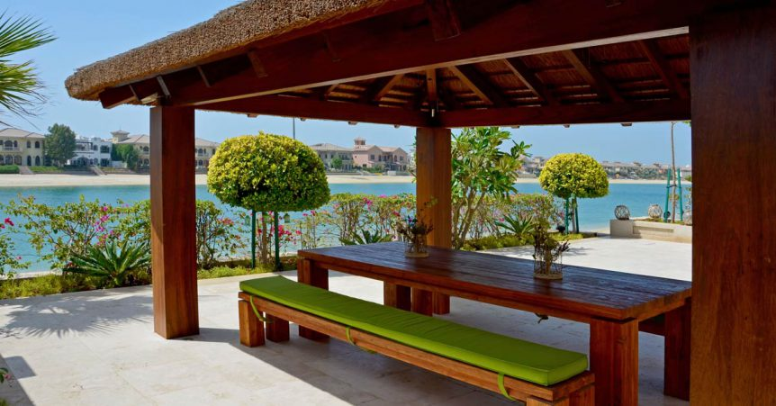 Cape Reed and Xterior collaboration outdoor living project