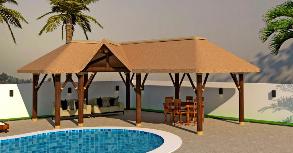 Cape Reed turnkey construction 3D modelling