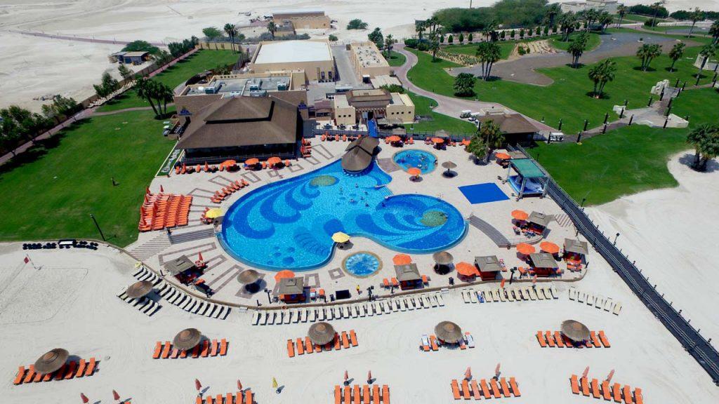 Al Maya Island beach resort