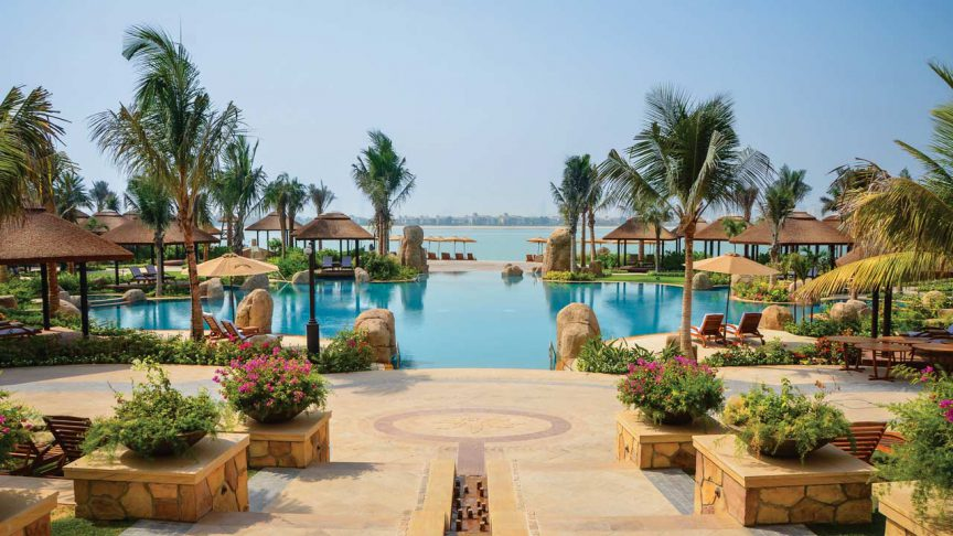 Cape Reed commercial project Sofitel The Palm Jumeirah