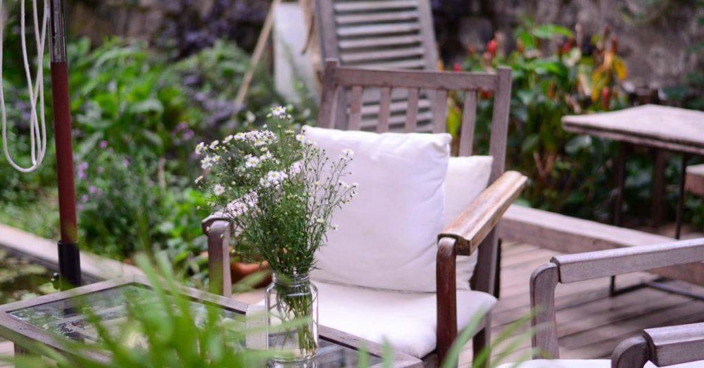 Versatile patio furniture